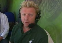 Boris Becker ritorna subito alla ribalta. Il tedesco sarà su Eurosport durante l'Australian Open