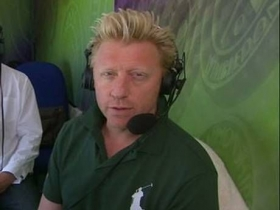 Boris Becker ex n.1 del mondo - Allena part-time Novak Djokovic