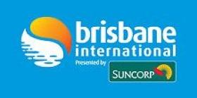 Bella iniziativa del torneo di Brisbane
