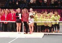 WTA Budapest: Timea Babos vince in patria e si avvicina al suo best ranking (Video)
