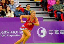 WTA Taipei City: Successo finale di Timea Babos