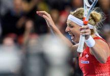 """Kristina Mladenovic attacca la Bacsinzky per il medical time out: """"Timea correva come un canguro e meglio di prima. È conosciuta per questo. Io non ho questo tipo di valori."""""""