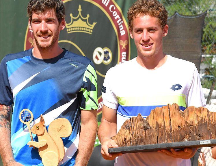 """I finalisti del torneo di Cortina - Foto """"RDOphoto"""""""