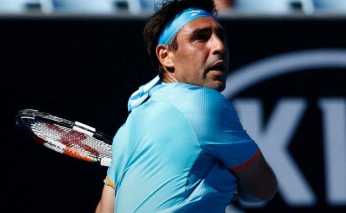 Marcos Baghdatis sconfitto quest'oggi all'esordio delle quali Australian Open