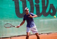 """Francisco Bahamonde e la decisione di dare uno stop al tennis per studiare: """"Mi sono stancato di viaggiare così tanto e per ora non ho voglia di tornare nel circuito"""""""