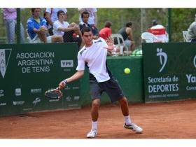 Francisco Bahamonde classe 1996, n.619 ATP