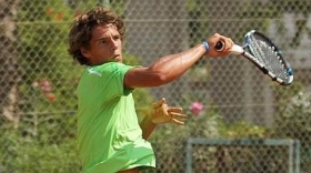 Filippo Baldi classe 1996, n.8 del ranking Under 18