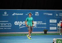 Challenger Andria: I risultati dei Quarti di Finale. Filippo Baldi supera Andrea Pellegrino e conquista la prima semifinale challenger in carriera (Video)
