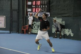 Filippo Baldi classe 1996, n.6 del ranking Under 18