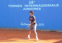 Coppa Davis e Fed Cup Junior: Oggi terza e ultima giornata. Ok Baldi e Quinzi. L'italia maschile in semifinale. Le azzurrine perdono dal Brasile e sono eliminate