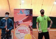 Marco Speronello e Federica Arcidiacono conquistano la prima edizione del torneo Open 2001 Team Finals