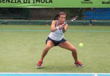 ITF Santa Margherita di Pula: Alice Balducci sconfitta in finale