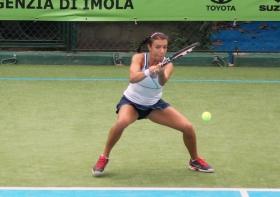 Alice Balducci in finale a Viserba (Foto Nicola Pasciuta)