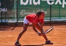 ITF Santa Margherita di Pula: Successo finale di Alice Balducci