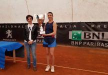 Tappa Orvieto: Alice Balducci vince alle pre-qualificazioni degli Internazionali Bnl
