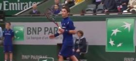 Video del Giorno: Wawrinka palleggia con un Ballboy