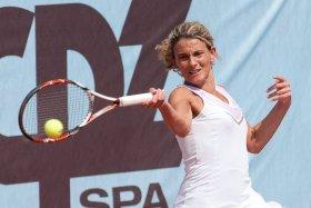 Elisa Balsamo ai quarti di finale a Bagnatica - Foto GDVPixel