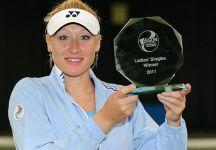 Lutto nel mondo del tennis. A 30 anni ci lascia Elena Baltacha