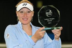 Elena Baltacha classe 1983,  best ranking n.49 del mondo