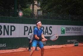Riccardo Balzerani classe 1998, n.81 ITF