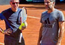 Corrado Barazzutti alla San Marino Tennis Accademy per uno stage di tre giorni
