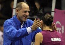 Tennis Fed Cup: Incontro tra Barazzutti e le scuole di Biella
