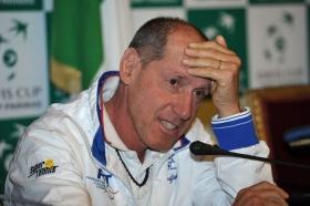 Corrado Barazzutti capitano di Davis e Fed Cup dell'Italia