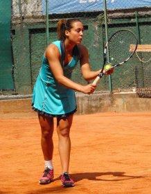 Gioia Barbieri classe 1991, n.322 del mondo -  (Foto Stefano Ceretti).