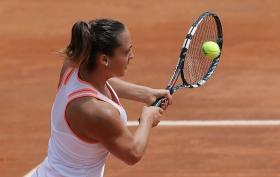 Gioia Barbieri classe 1991, n.209 WTA - Foto Costantini