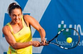 Gioia Barbieri classe 1991, n.407 WTA  - Foto GWDPixel.com