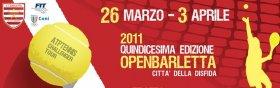 Sabato con le qualificazioni inizierà  il torneo di Barletta