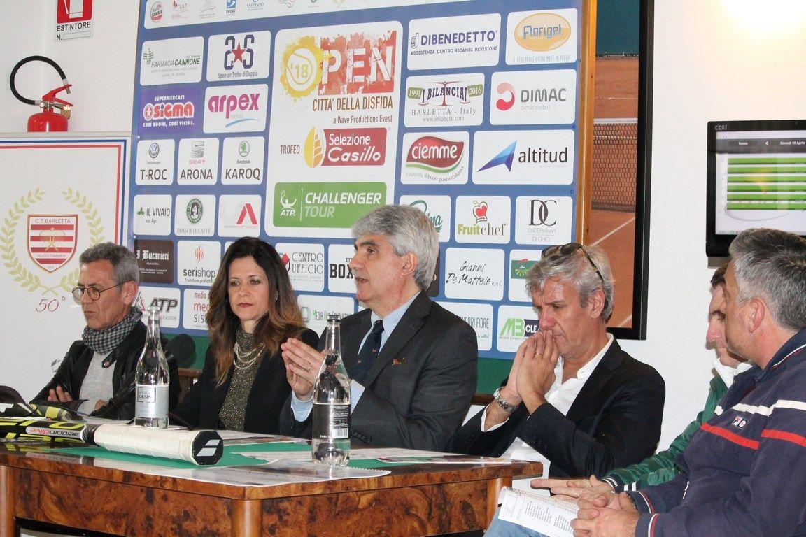 Challenger Barletta: Presentazione del torneo dopo la conferenza stampa di oggi. Ecco le quattro wild card. C'è anche Rosol