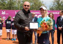 ITF Barletta: Il resoconto della Finale con le dichiarazioni della vincitrice, Elizabeth Mandlik