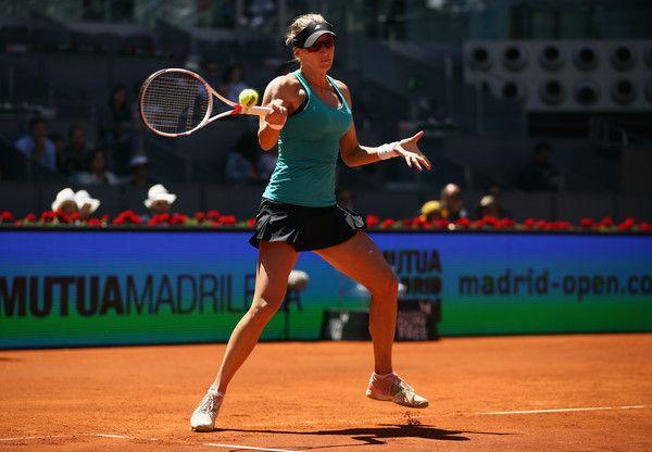 La Lucic Baroni contro Maria Sharapova
