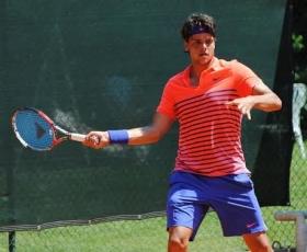 Gregoire Barrere, classe 1994 e numero 234 ATP.