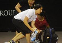 Masters WTA (International Series) – Bali: Risultati Quarti di Finale. Marion Bartoli abbandona il campo in lacrime. La transalpino si fa male alla caviglia, dopo aver avuto anche due palle match nel secondo set