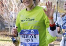 Marion Bartoli ha corso la Maratona di New York