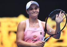 Ranking WTA Live: Ashleigh Barty in top ten
