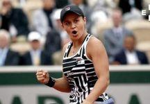 Ranking WTA: Si stacca Ashleigh Barty