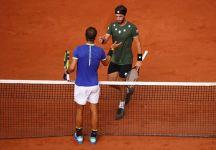 """Dal Roland Garros – Nikoloz Basilashvili: """"La partita di oggi è stata imbarazzante"""""""