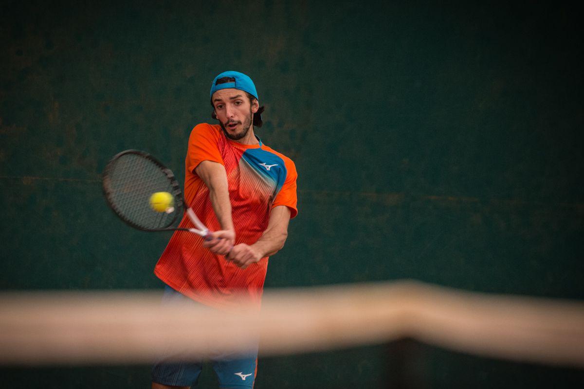Andrea Basso nella foto - Foto Sergio Errigo