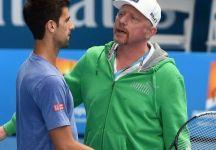"""Boris Becker e la poca considerazione di Novak Djokovic: """"Penso che Djokovic non riceva i complimenti che dovrebbe avere"""""""