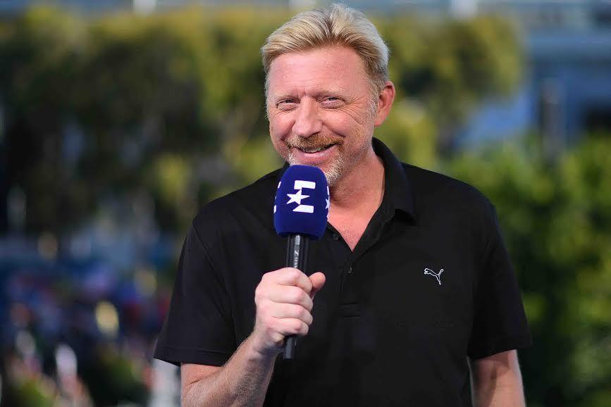 Boris Becker ex n.1 del mondo