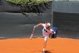 Enrico Becuzzi classe 1973, senza ranking ATP