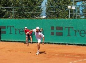 Enrico Becuzzi, classe 1973, senza ranking ATP