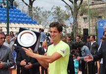 """Challenger Barletta, Bedene batte Elias e vince il challenger """"Città della Disfida"""""""