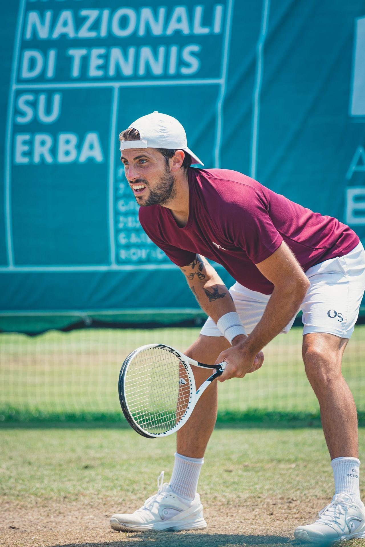 Alessandro Bega nella foto