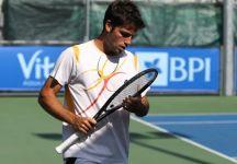 Challenger Pune: Subito eliminato Alessandro Bega