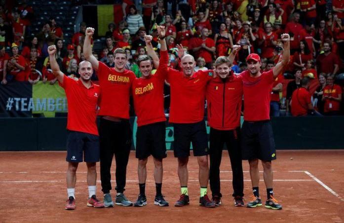 Davis Cup - Finale Belgio vs Francia: Ecco i convocati