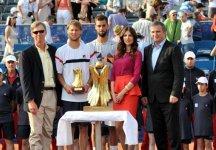 Da Sergiy Stakhovsky apprendiamo che nel 2013 il torneo di Belgrado non si disputerà. L'ATP ha comprato i diritti del torneo dalla famiglia Djokovic